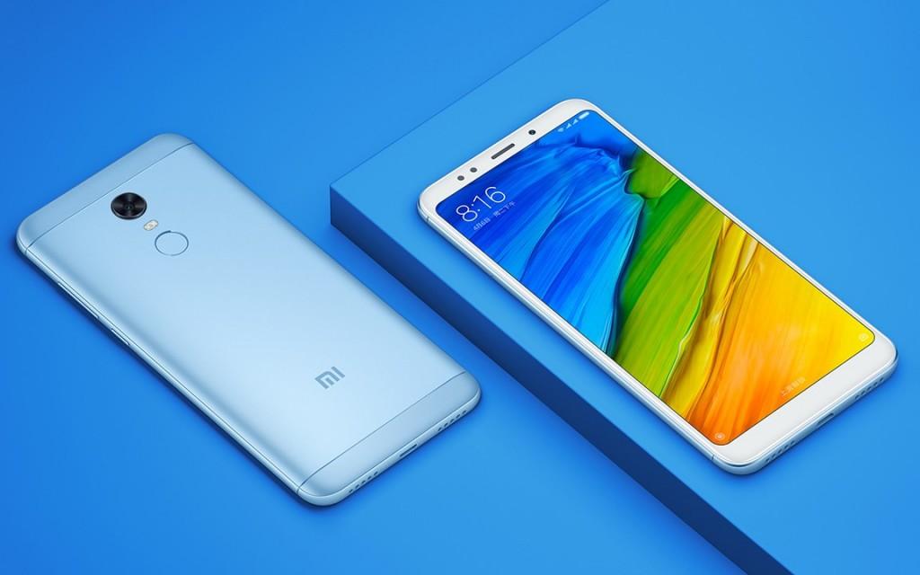 Punya Layar 18:9, Xiaomi Resmi Perkenalkan Redmi 5 dan Redmi 5 Plus