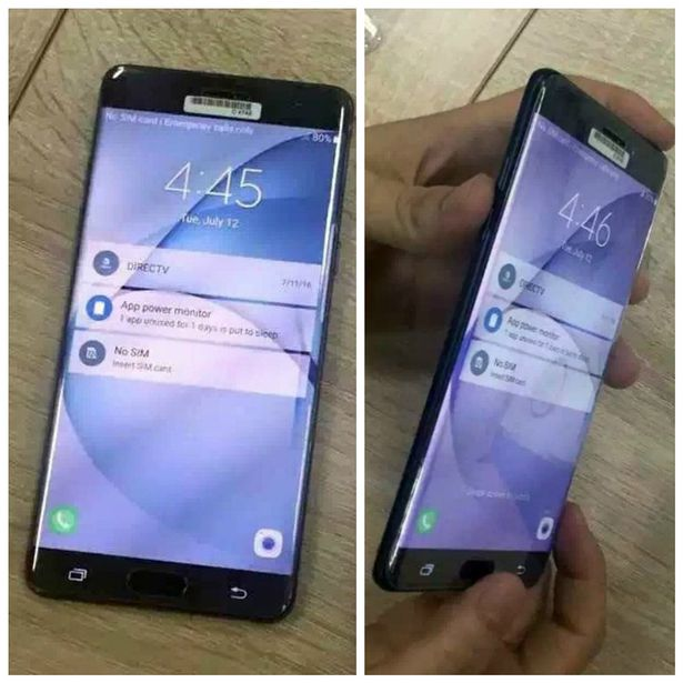 samsung note 7. Wow, Samsung Galaxy Note 7 Usung Fitur Setting Resolusi Layar D