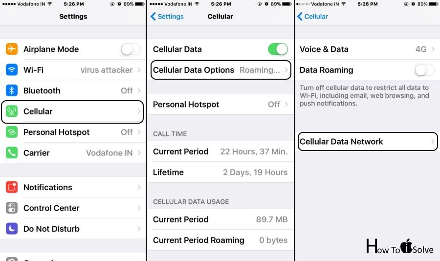 Cara setting auto rotate iphone 6 10