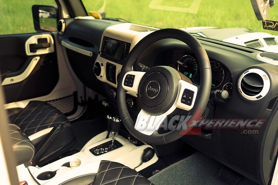 Modifikasi Jeep Wrangler Raptor Armour Blackxperience Com