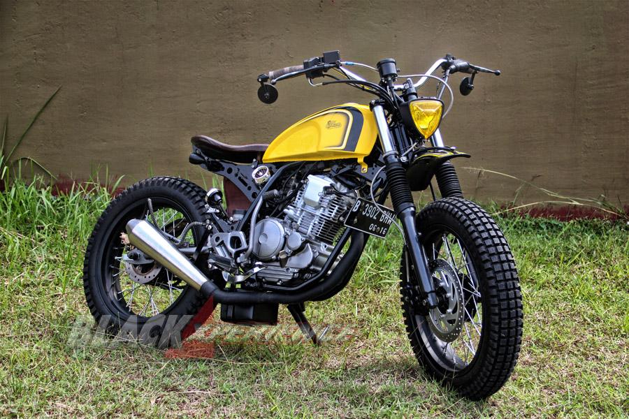 Yamaha City Bike