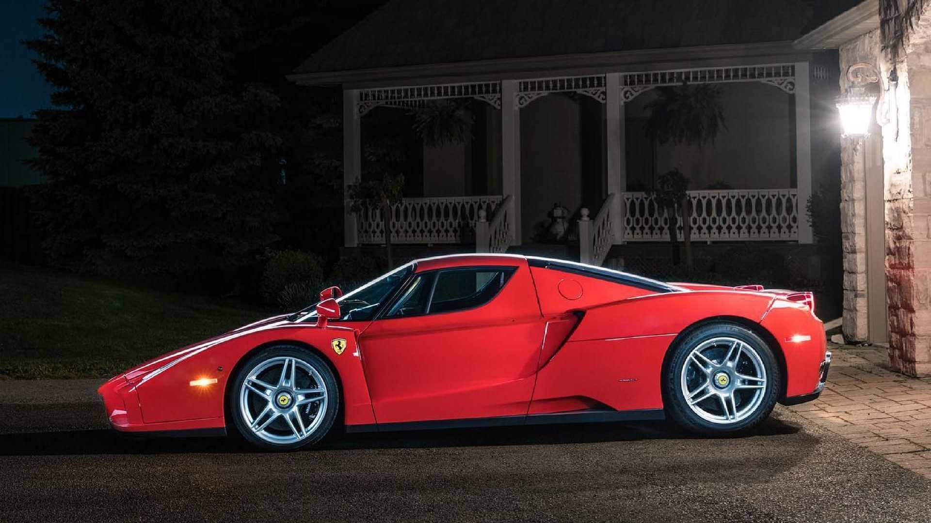 Fantastis! Ferrari Enzo Langka Terjual seharga Rp 55 Miliar