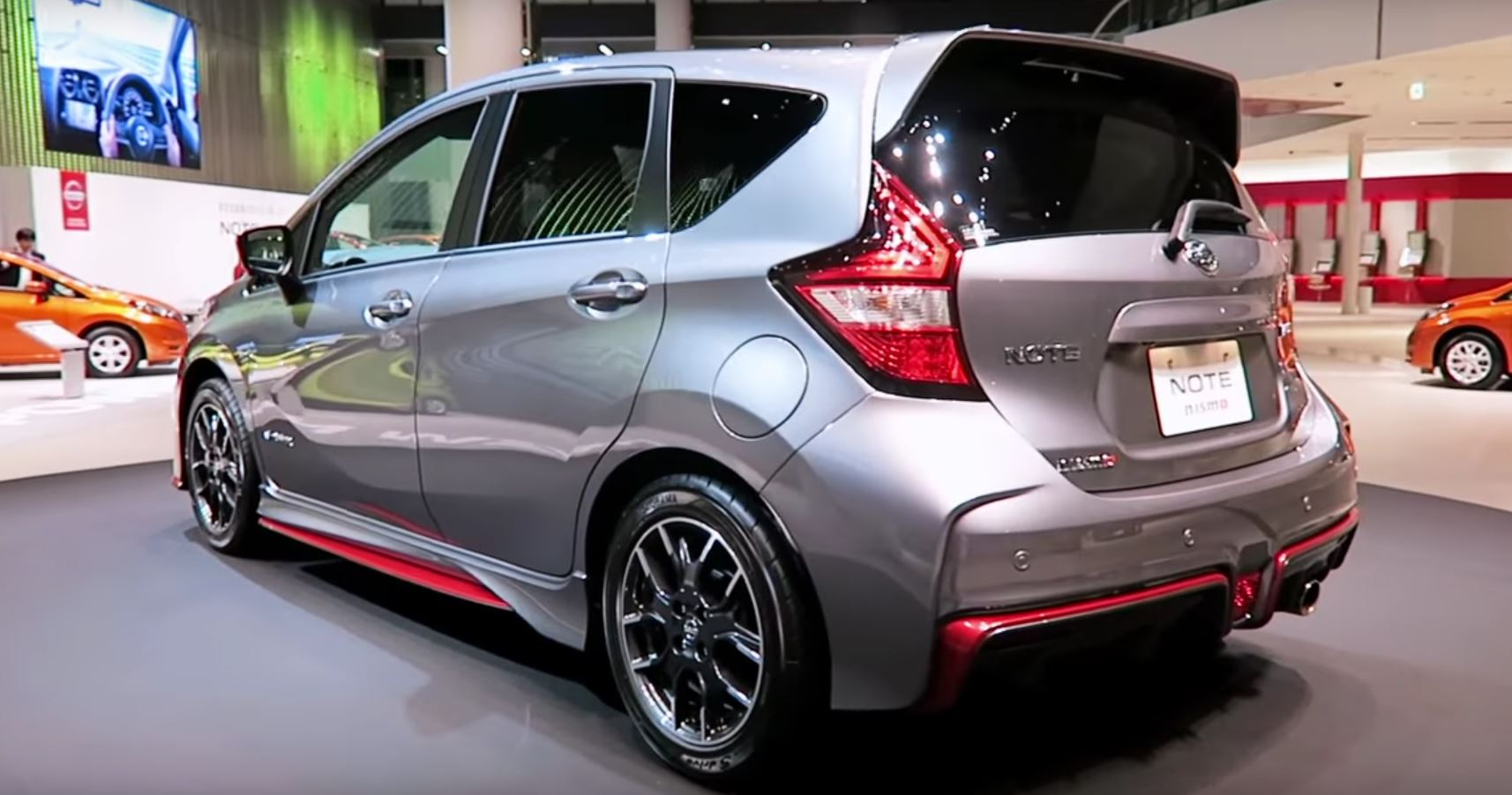 2018 nissan note. Delighful Nissan Nissan Note E 2017 Tampil Hybrid Throughout 2018 Nissan Note V