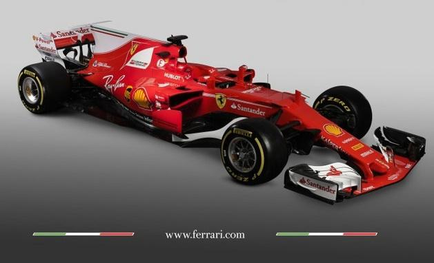 Dua Pebalap Ferrari Akan Kemudikan SF70H Untuk Musim 2017 ... cbbb0e0b67