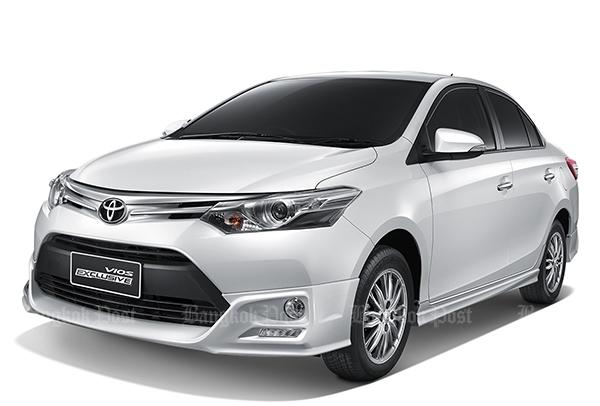 Bersiap Toyota Vios 2016 Bakal Hadir Dengan Mesin Baru