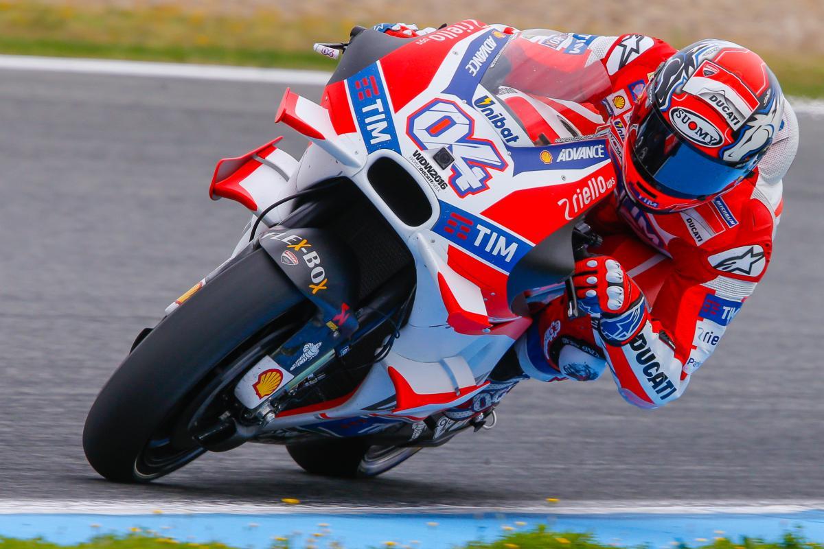 MotoGP Dovizioso Akui Sirkuit Jerez Sangat Sulit Blackxperiencecom
