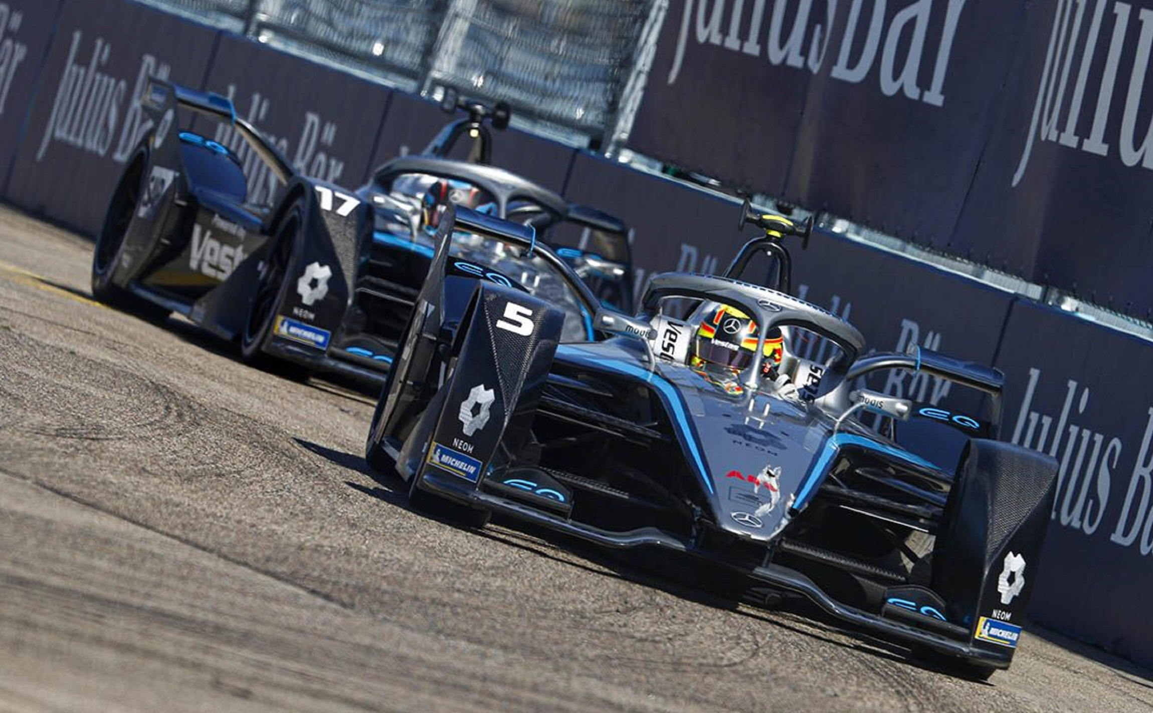 Mercedes Putuskan Hengkang Dari Formula E Agar Bisa Fokus di Formula 1