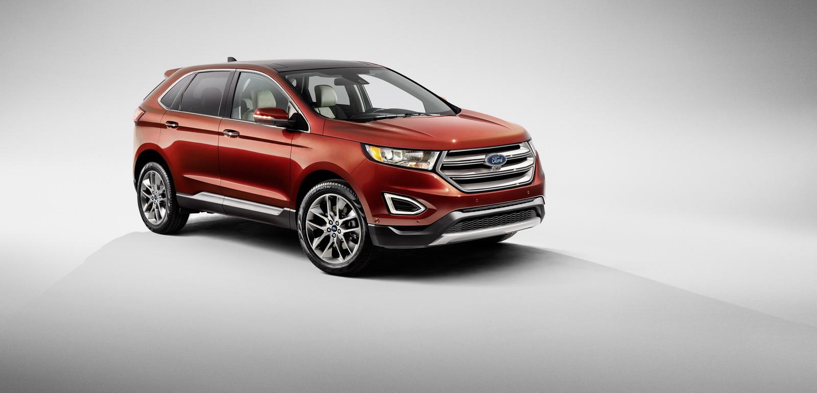 Ford Umumkan Harga Resmi All New Edge Di Inggris