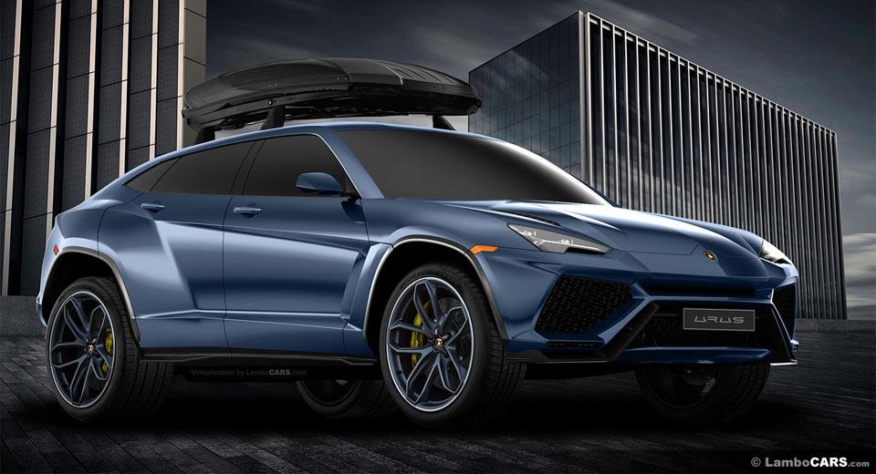 Lamborghini Urus Bakal Buka Selubung Di China Blackxperience Com