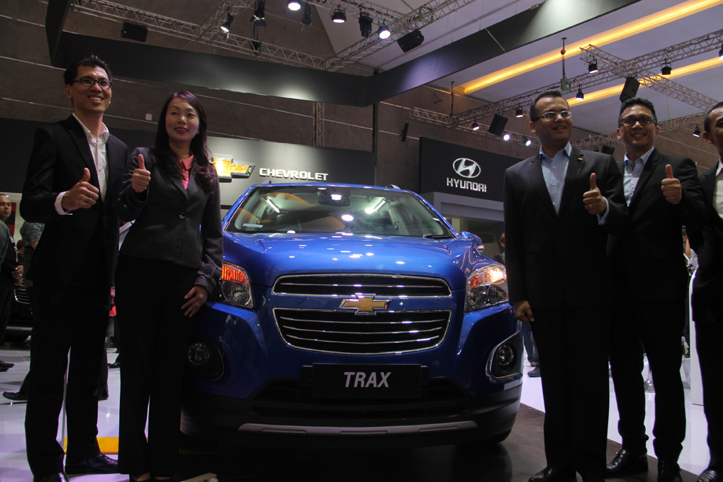 Chevrolet Trax | photo by ddy/timBX