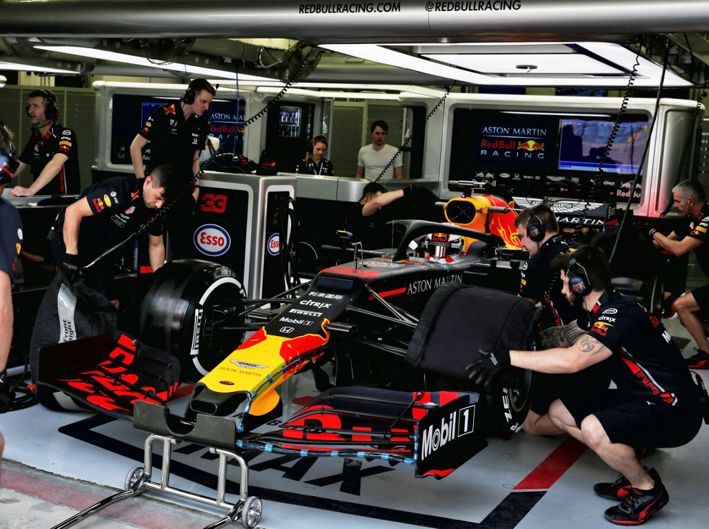 F1 Red Bull RB15 Adalah Mobil Yang Rumit Saat Ini   blackxperience.com