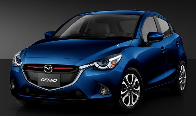 Mazda 2 | photo by: google.image