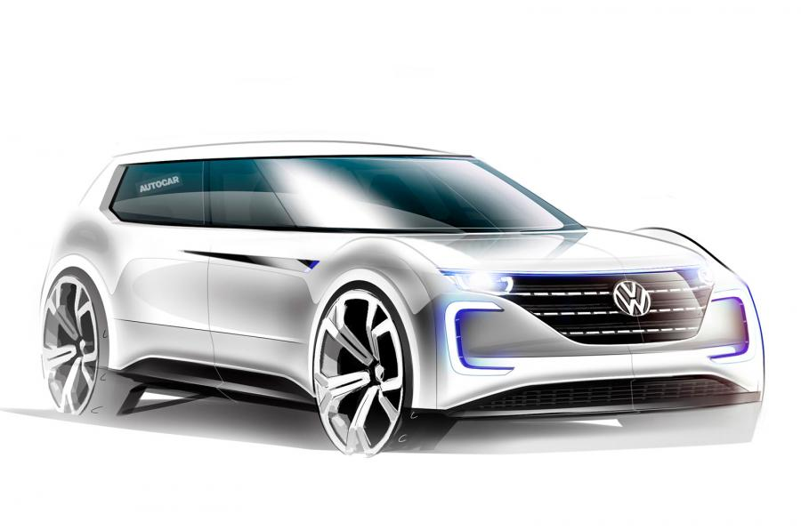 Электромобили VW: Литры - zr.ru