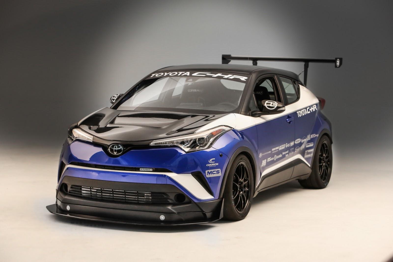 Modifikasi Toyota C HR Diklaim Lebih Kencang Dari McLaren 650S