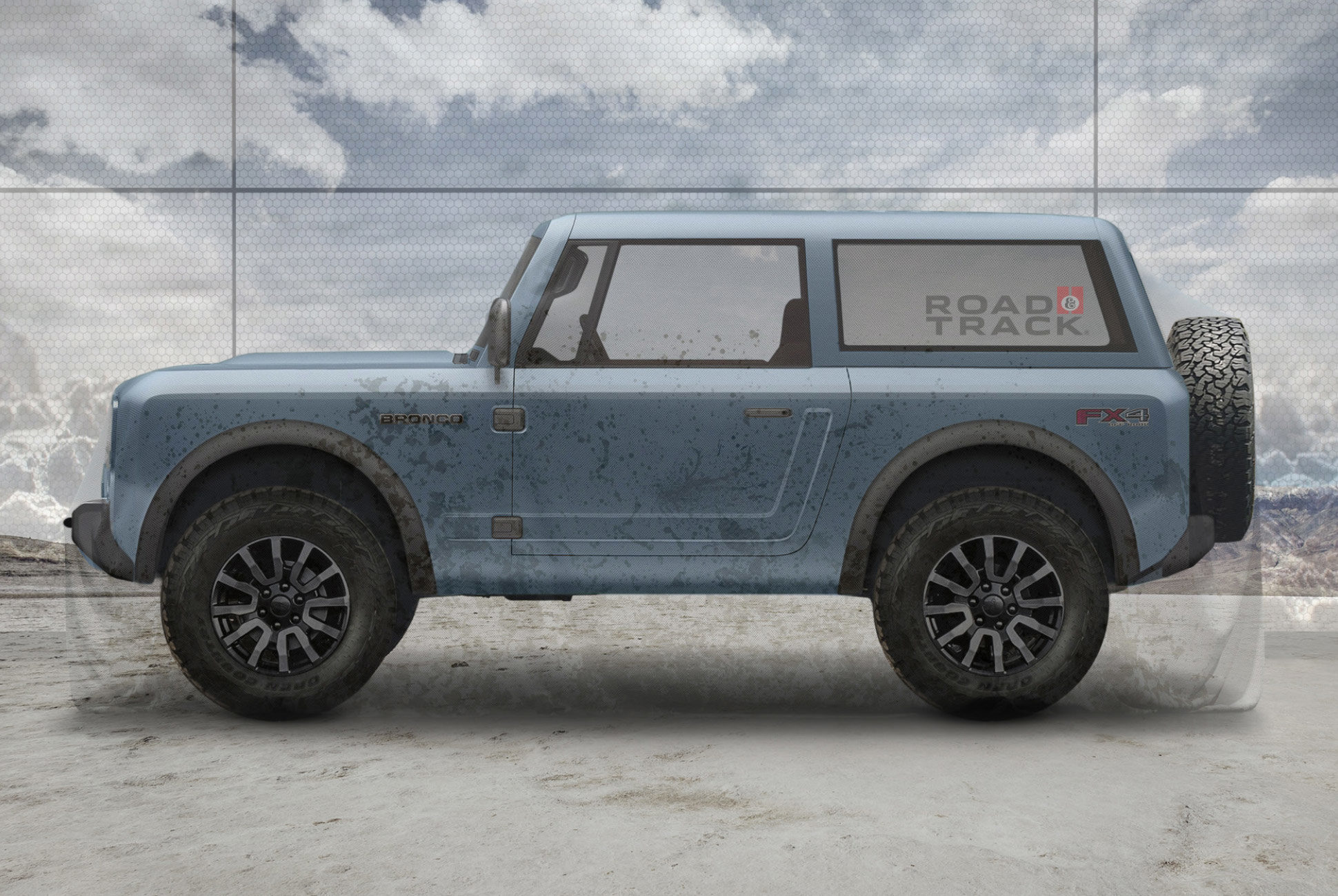 Ford Bronco 2020 4 Door >> Ford Akui Upgrade Desain Baru Ford Bronco 2020 - blackxperience.com