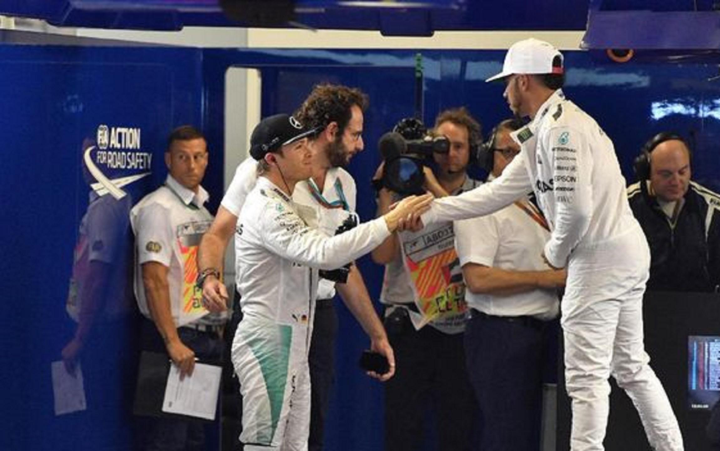 Nico Rosberg Ungkap Alasan Tinggalkan Formula 1 dan Tolak 100 Juta US Dollar