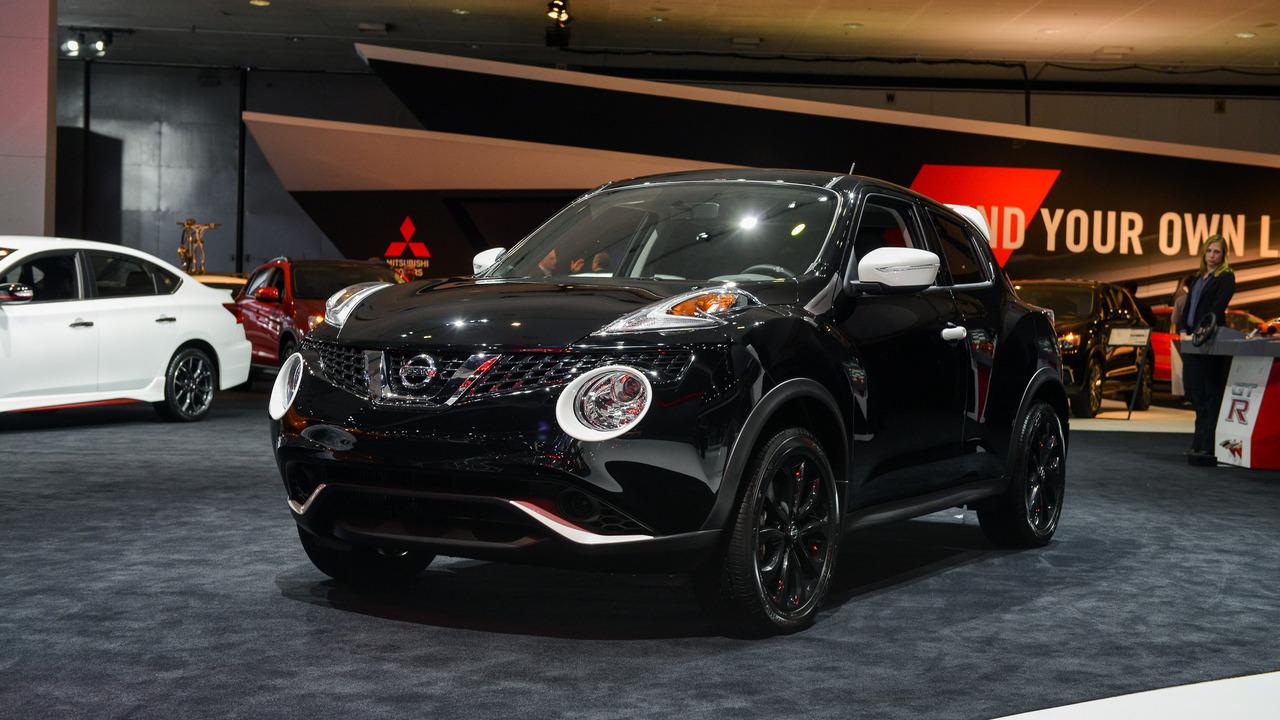 Nissan Juke Black Pearl Edition Hanya Diproduksi 1000 Unit