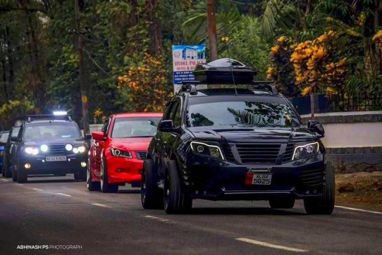 Modifikasi Nissan Terrano - Banteng Jalanan ...