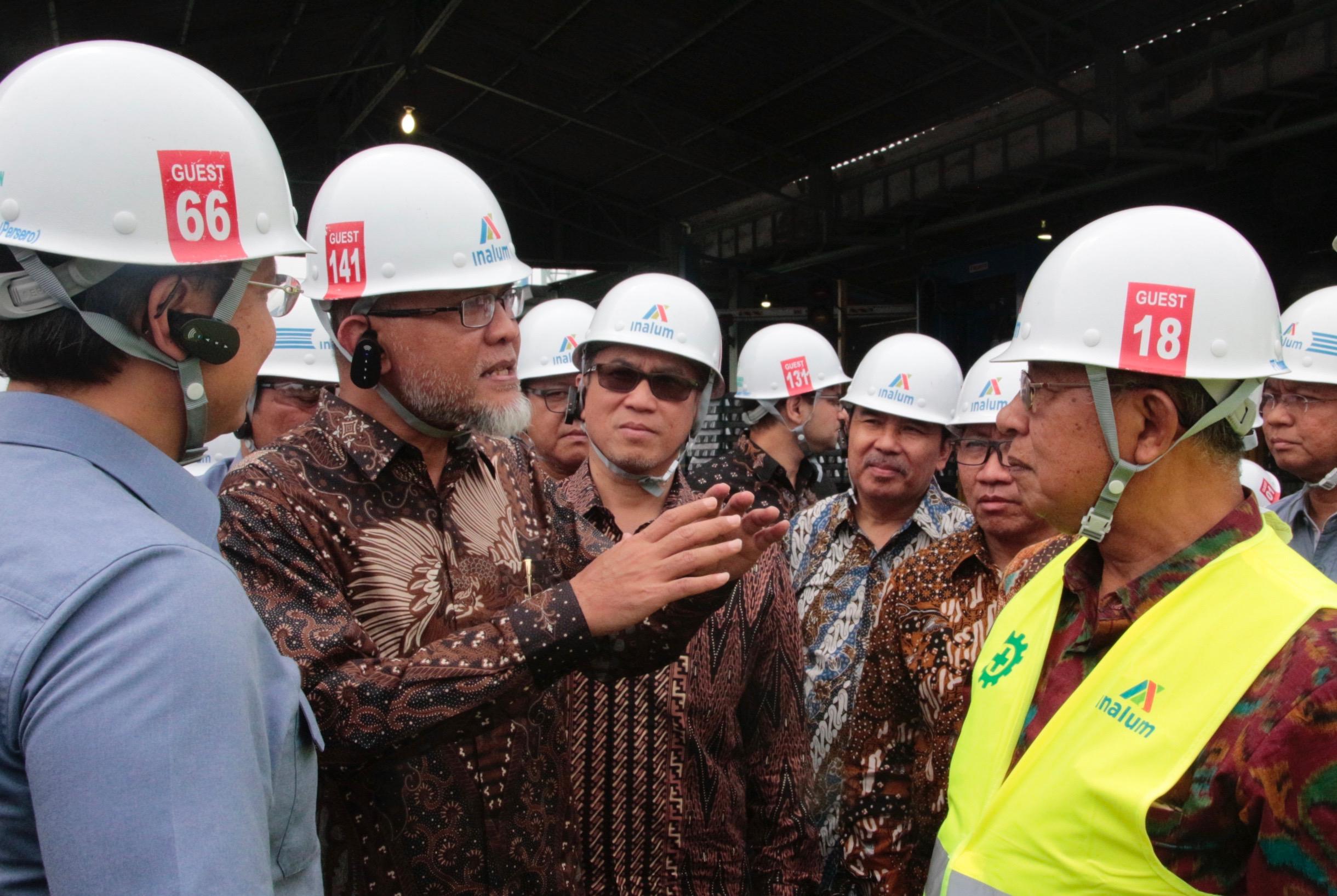 INALUM Pasok Aluminium Terbaik Untuk Toyota Indonesia ...