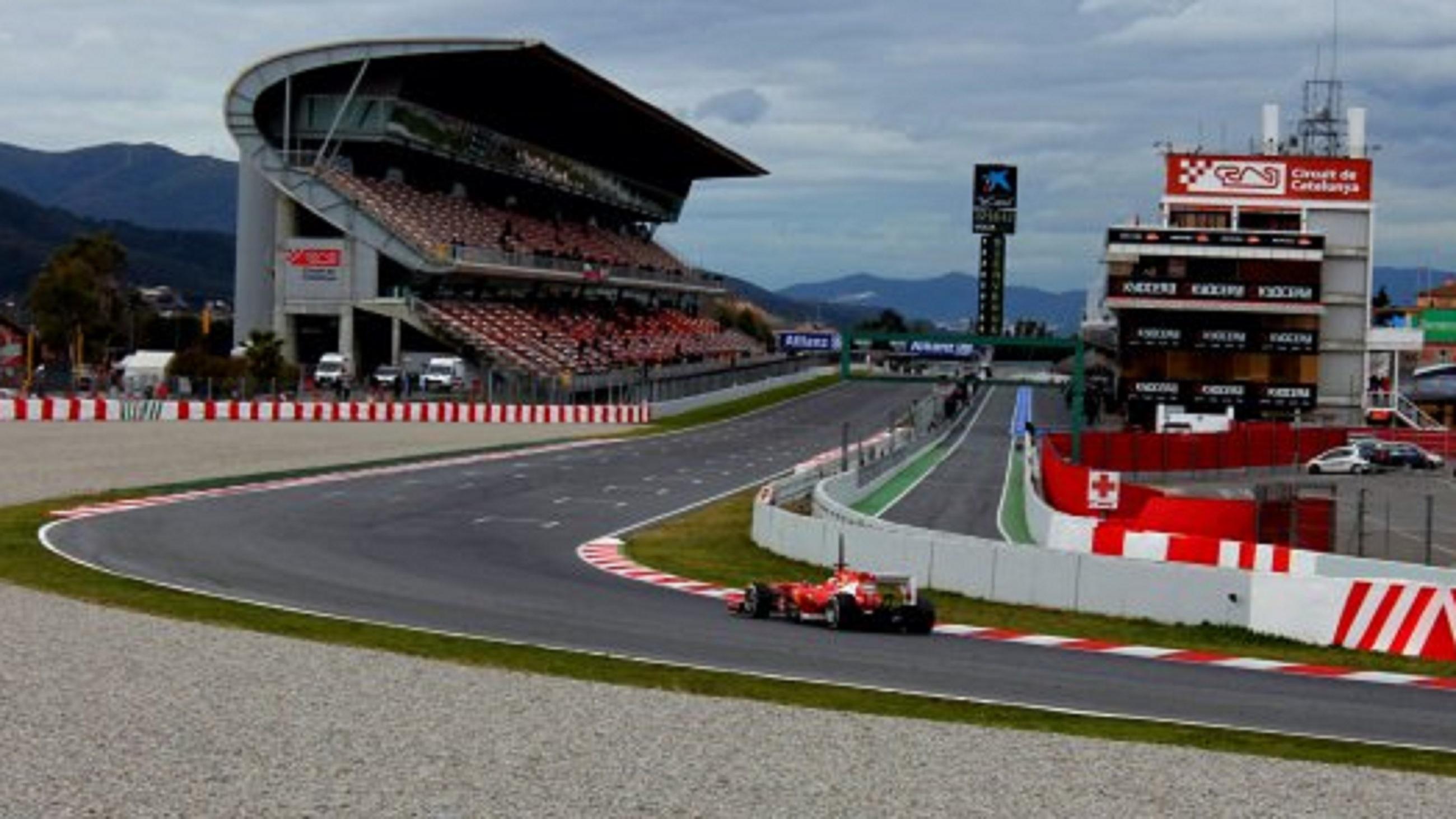 F1: Resmi Perpanjang Kontrak, Barcelona Tuan Rumah Grand ...
