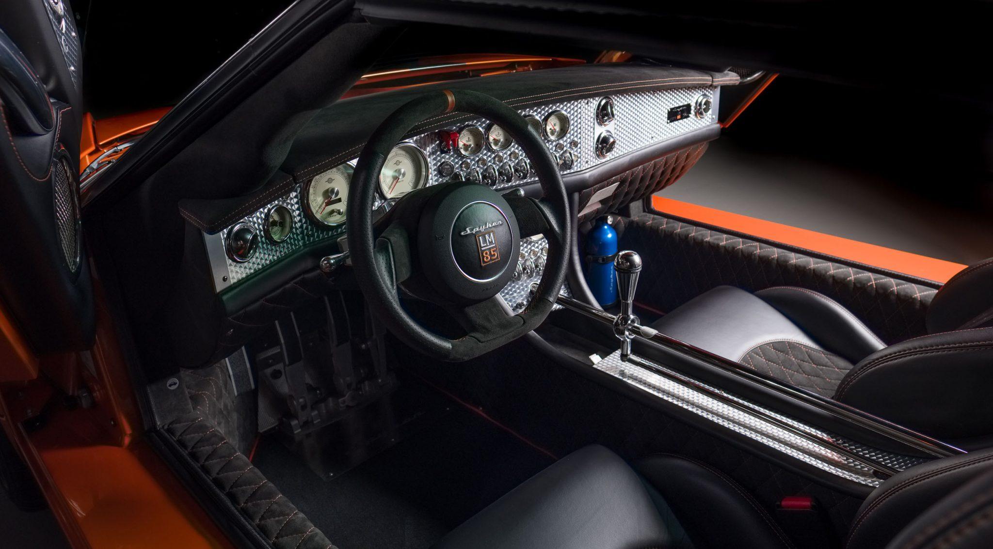 Spyker C8 Laviolette LM85, Hanya Satu Tersisa dan Siap Dilelang