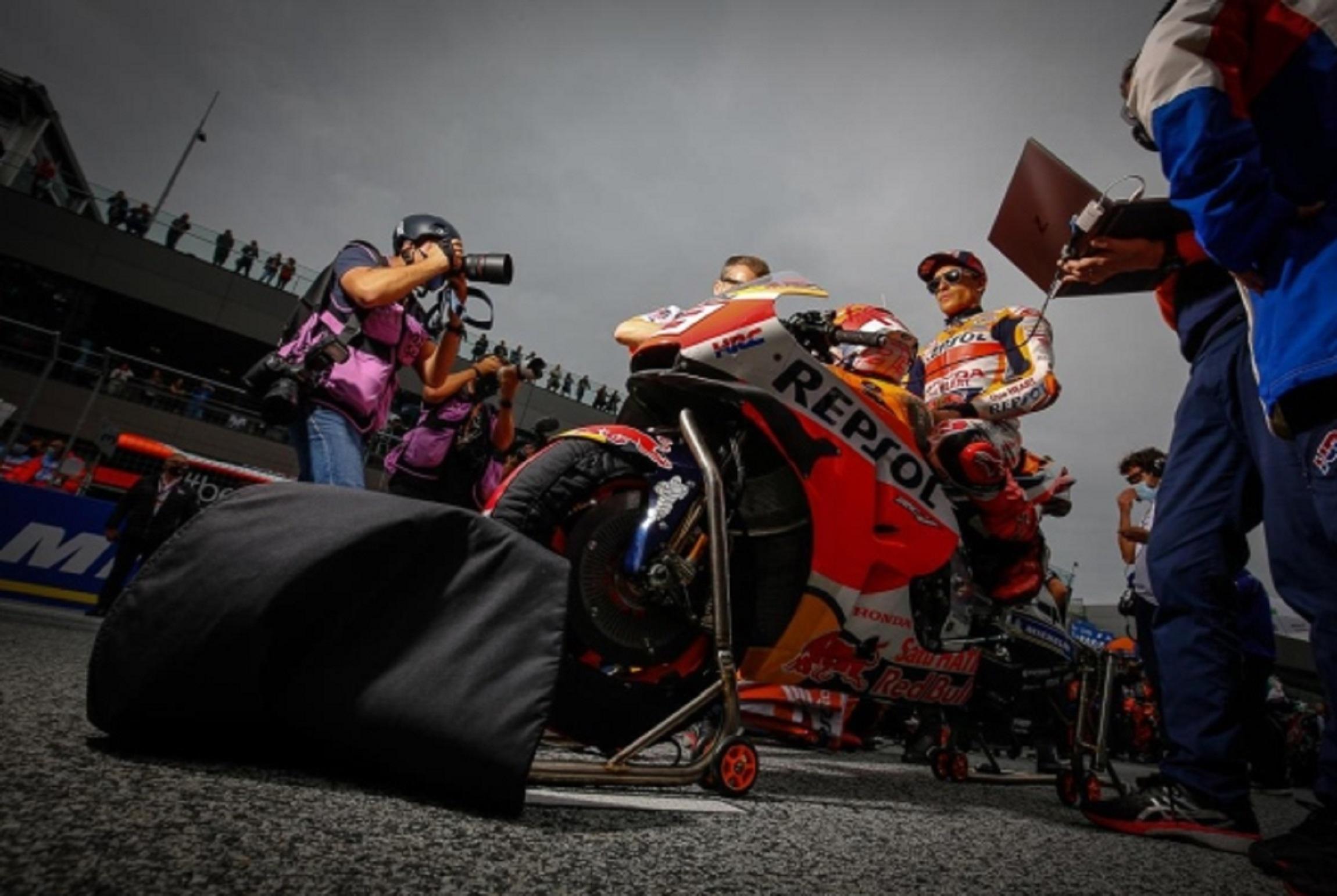 Marc Marquez Ingin Peningkatandengan Menargetkan Kemenangan di MotoGP 2022