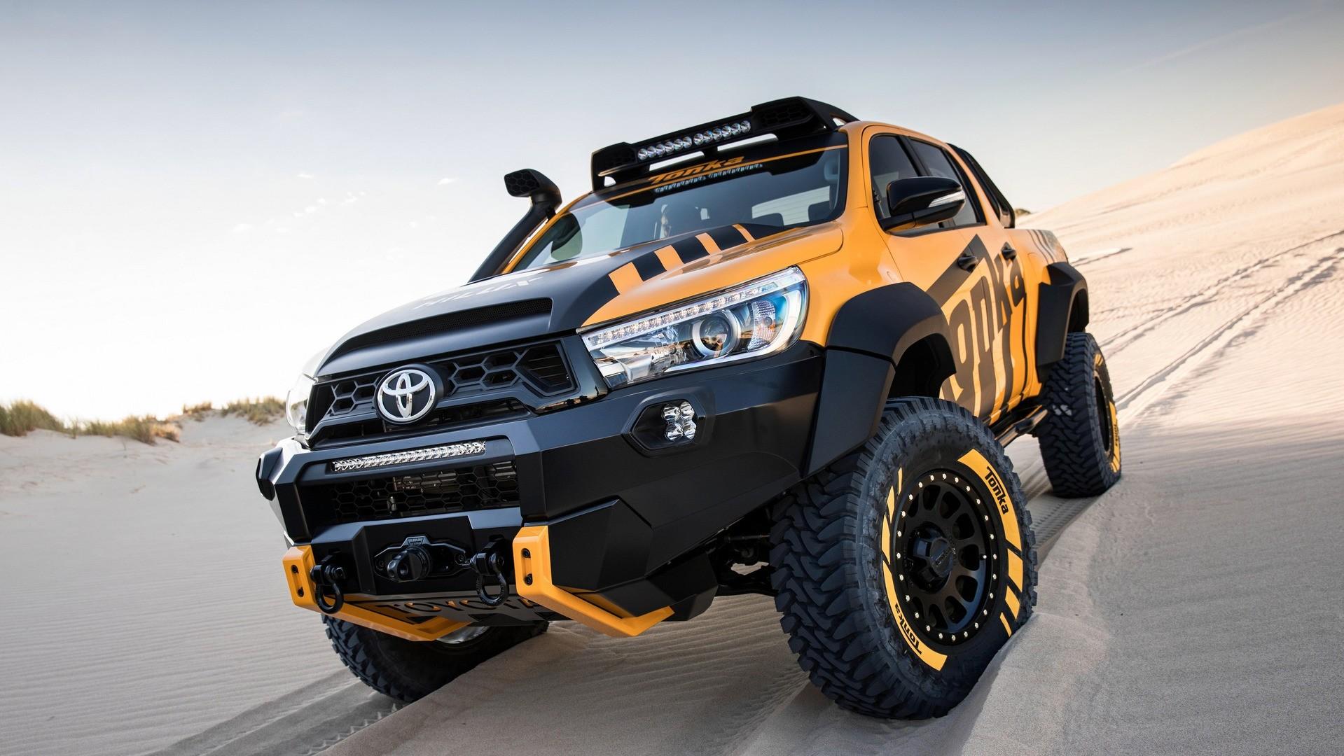 Modifikasi Kolaborasi Toyota Dan Tonka Blackxperiencecom