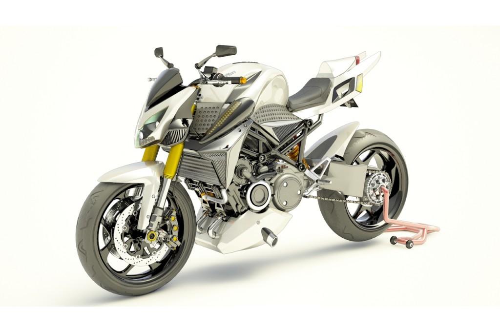 furion motorcycles akan kembalikan kejayaan mesin rotary. Black Bedroom Furniture Sets. Home Design Ideas