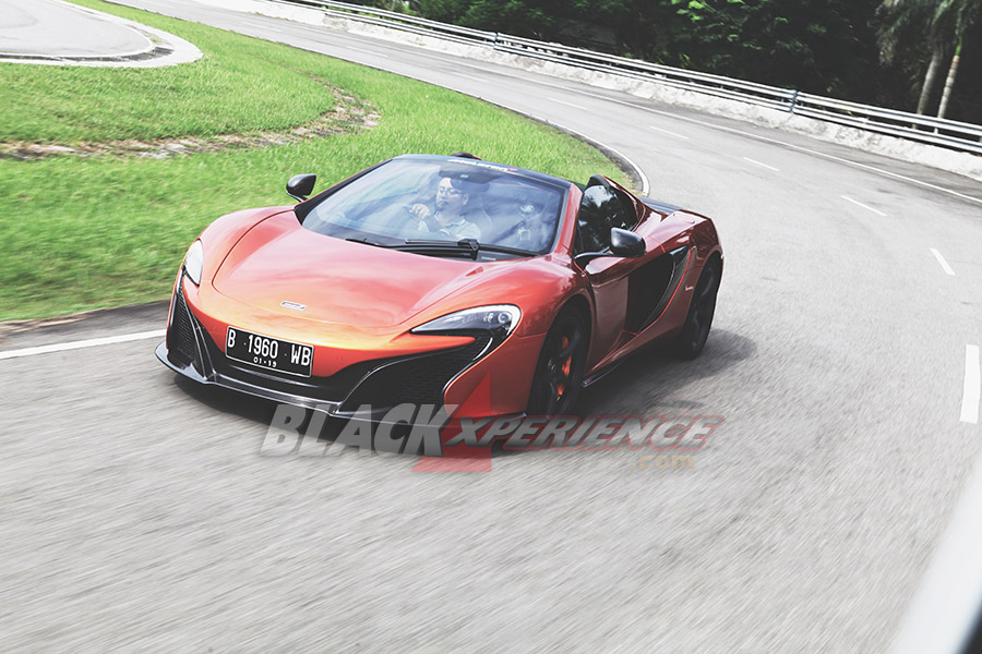 McLaren 650S Spider, The Ultimate Supercar