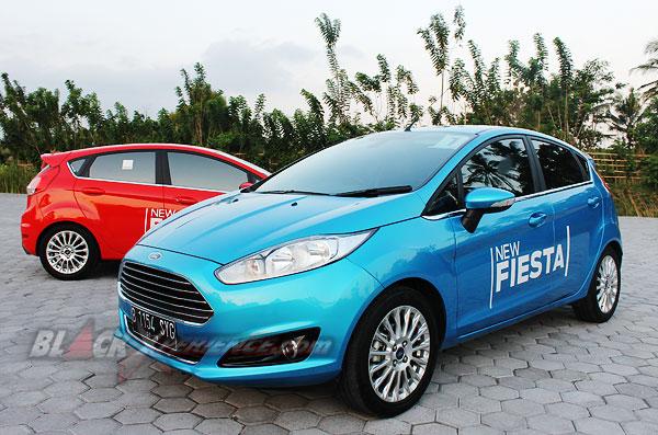 Bermain Monopoly Keliling Jogja Bersama New Ford Fiesta