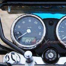 Kawasaki Estrella Motor Klasek dengan Teknologi Modern