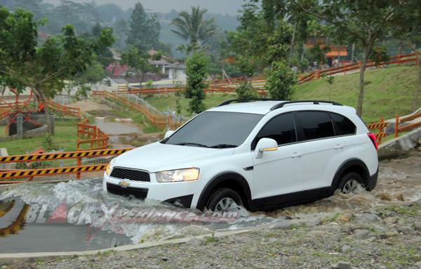 Tes Drive Chevrolet New Captiva Vcdi Efek Setting Ecu