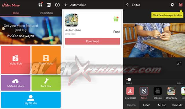 Dua Aplikasi Edit Video Terbaik Di Android Blackxperience Com