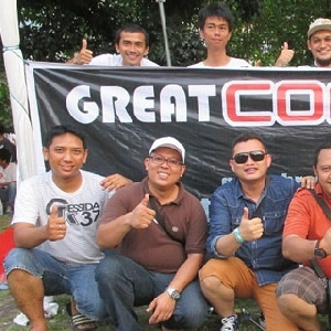 Jalin Erat Persaudaraan Di Great Corolla Club