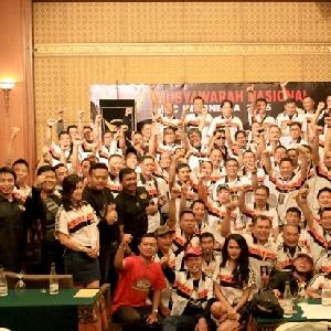 Rudy Susanto Didapuk Sebagai Ketua MBC Indonesia