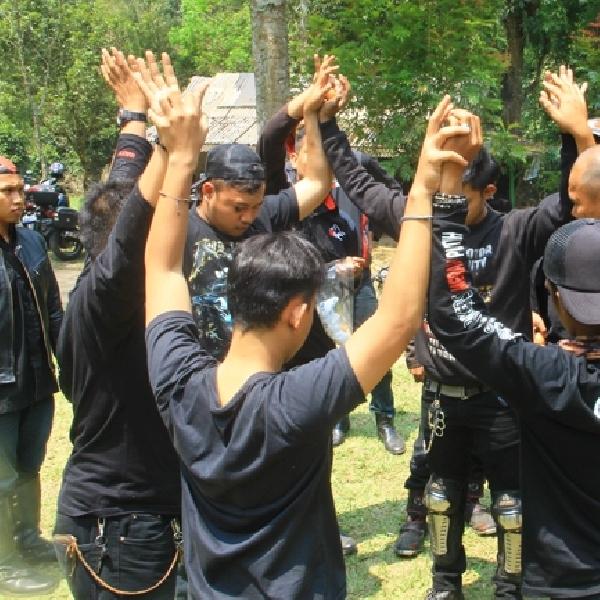 Tidak Mudah Jadi Anggota BMC Jakarta Barat
