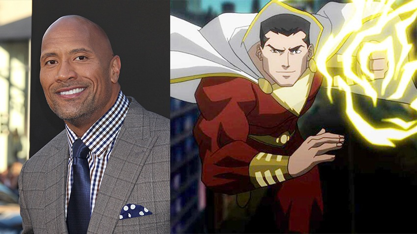 Dwayne Johnson as Black Adam in 'Shazam' (2019)