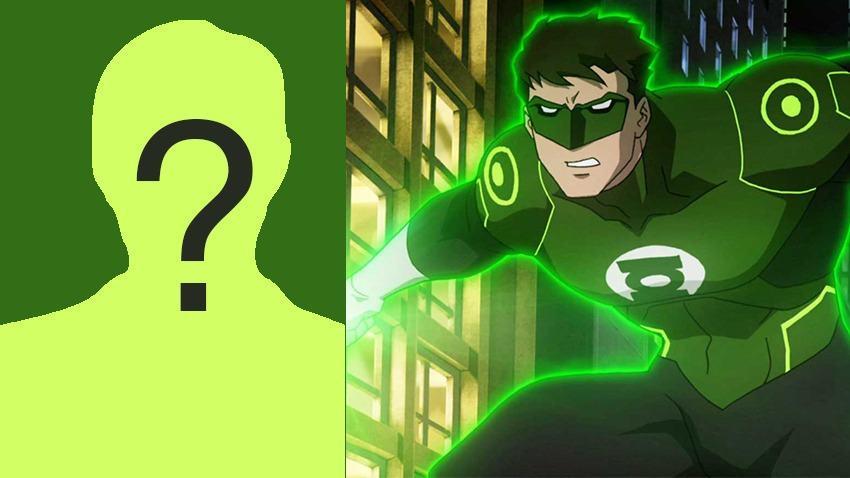Unknown in 'Green Lantern' (2020)