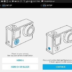 Cara Koneksikan GoPro Hero 4 dengan Smartphone