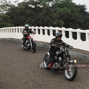 Test ride Harley-Davidson Softail EVo