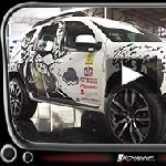 Signal Kustom Sukses Menggarap Modifikasi Mural Renault Duster