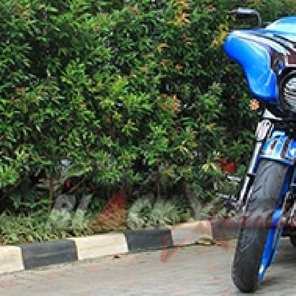 Bodi Custom Kawasaki Ninja 250 Menyerupai Norton Cafe Racer