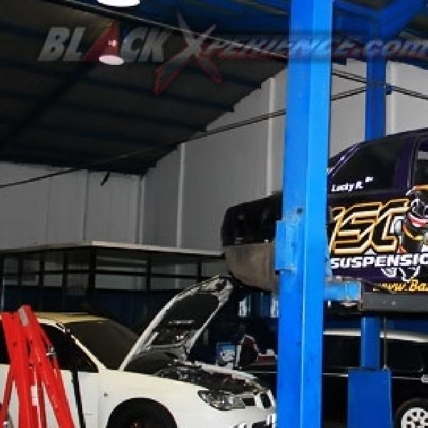 Racetech Siap Menambah Koleksi Mobil Drifting