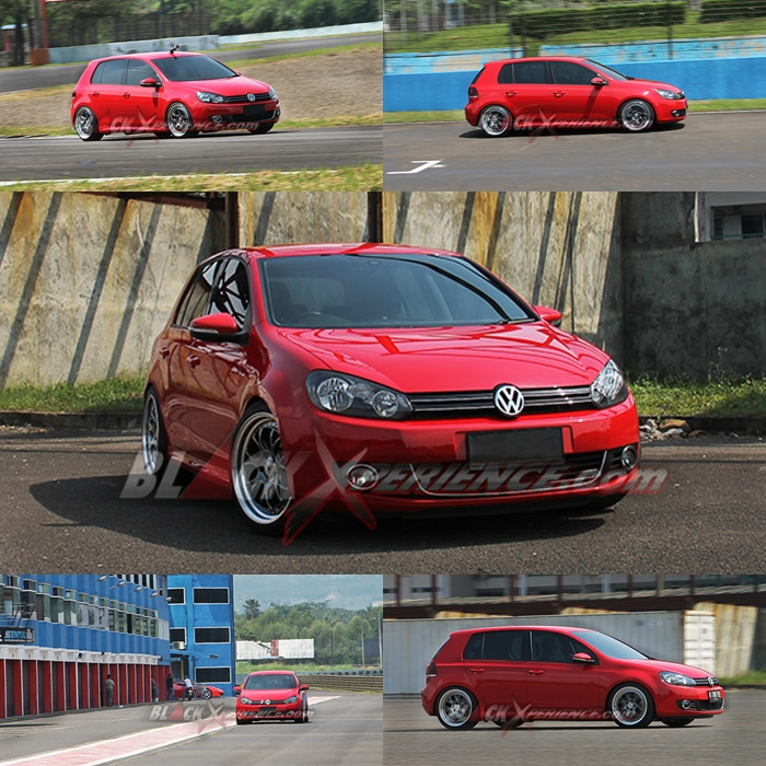 Modifikasi VW Golf
