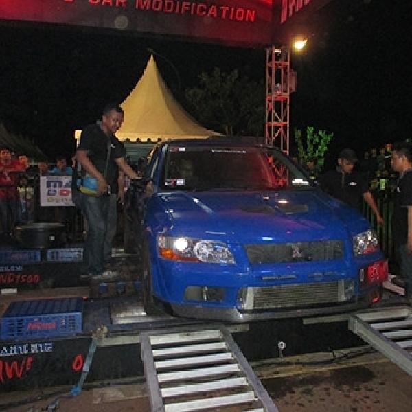 Mitsubishi Aming Perkasa Dikelas FI