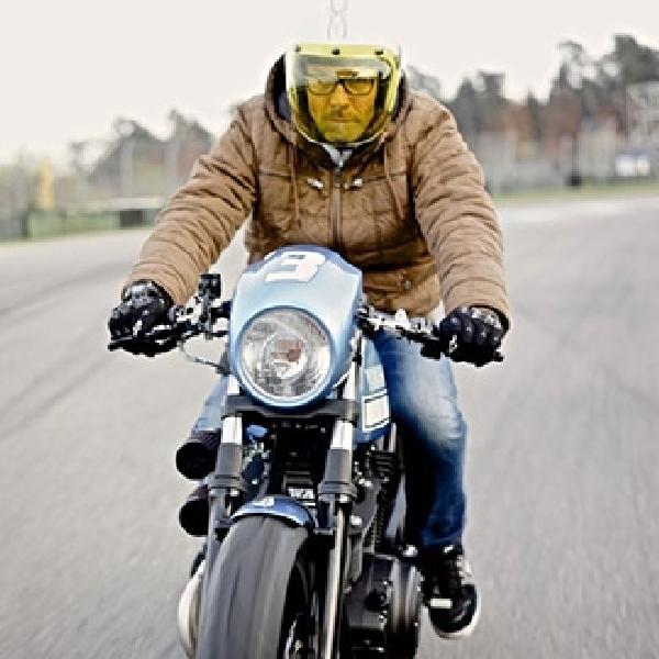 Yamaha XV950 Cafe Racer Era 70-an