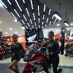 3 Big Bike Honda Tampil di Jakarta Fair Kemayoran 2015
