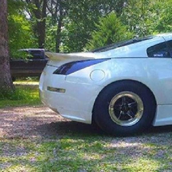 Modifikasi Nissan 350Z - Engine Swap ke Chevrolet Camaro ZL1