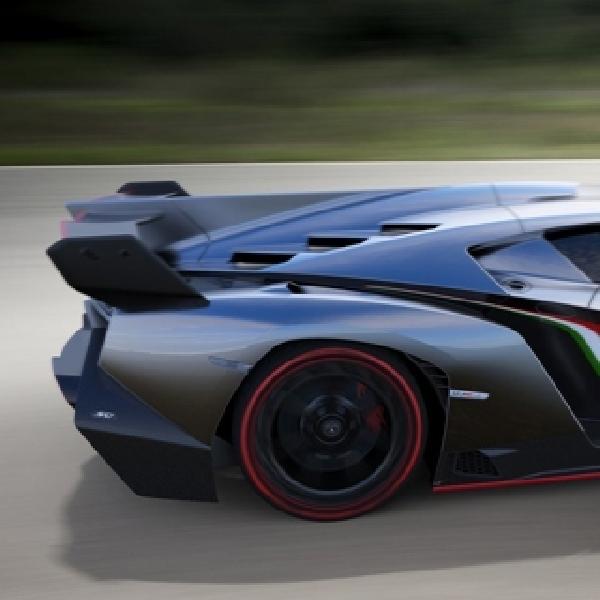 Lamborghini Edisi Terbatas Itu Bernama Centenario Bukan HyperVeloce