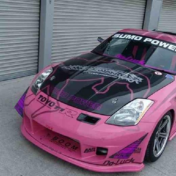 Nissan Fairlady 350Z JDM  : Feminim Namun Sangar di Ranah Aspal